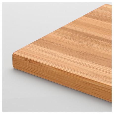 Разделочная доска АПТИТЛИГ бамбук фото 5