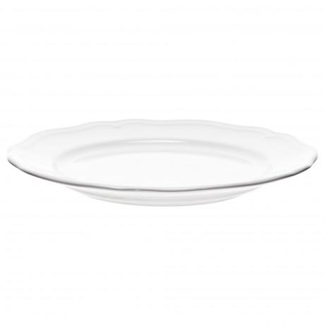 Десертная тарелка АРВ белый фото 3
