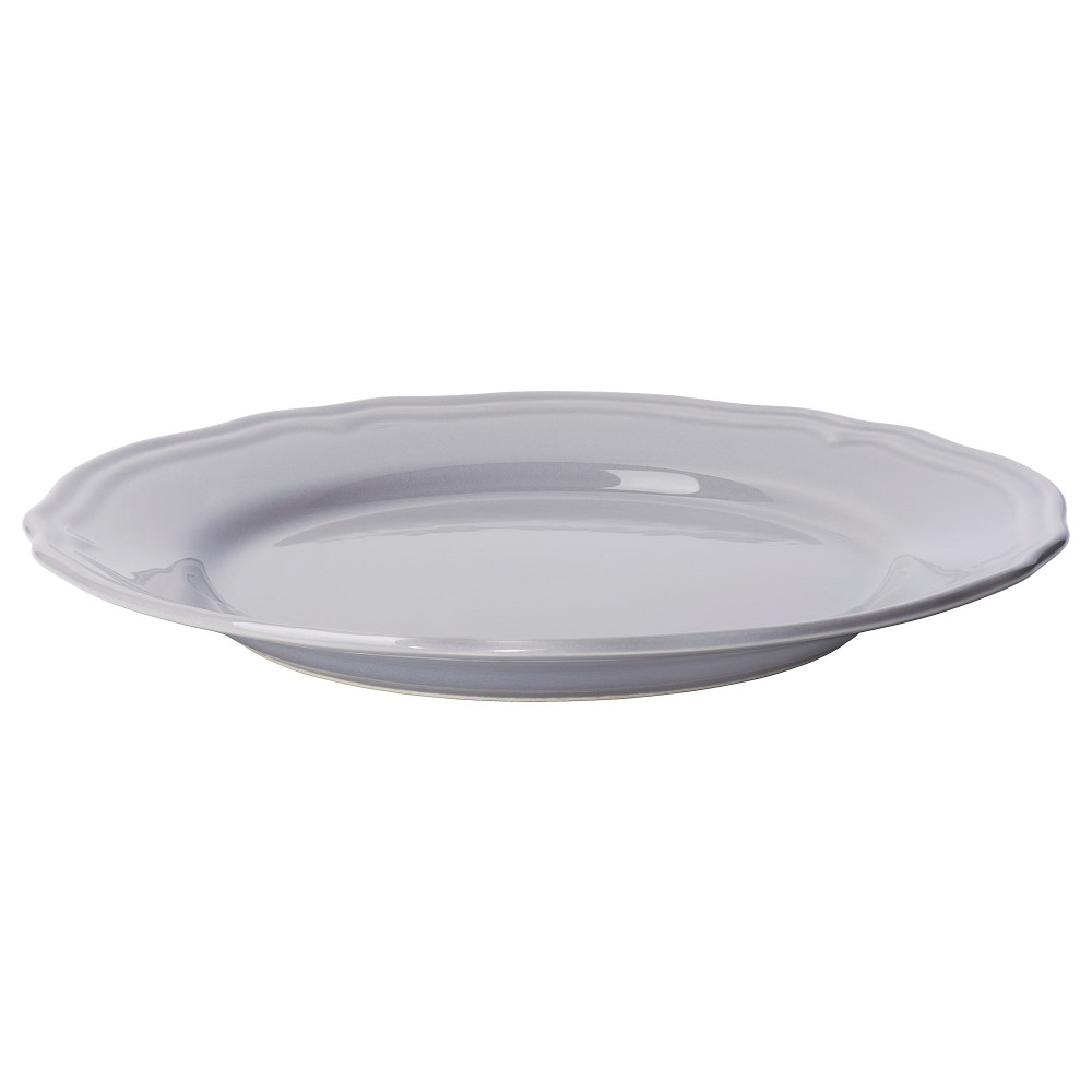Тарелка АРВ сиреневый, фаянс  фото 1