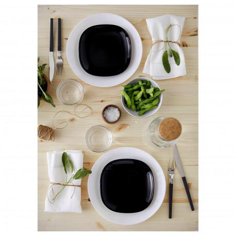 Тарелка десертная БАККИГ черный фото 4