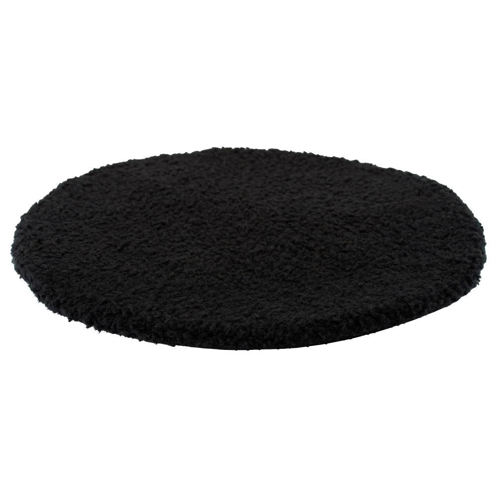 Подушка на стул БЕРТИЛЬ черный  фото 1