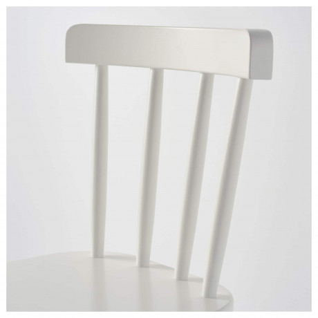 Детский стул АГАМ белый фото 5