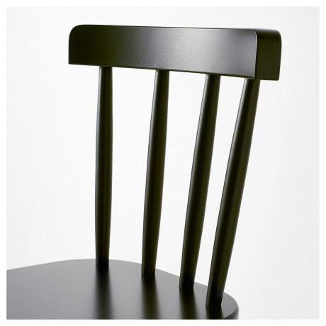 Детский стул АГАМ черный фото 5