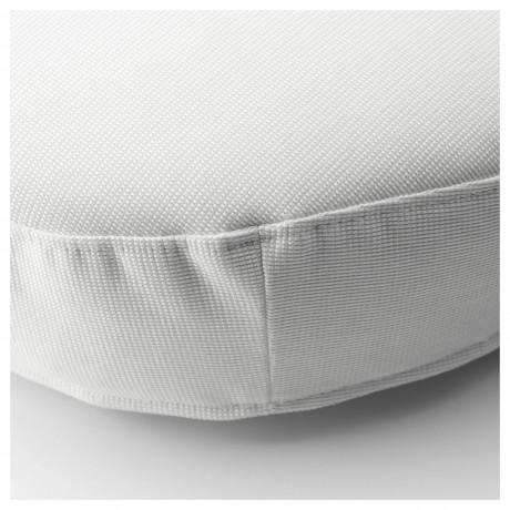 Комплект подушек-сидений н кресло СТОКГОЛЬМ 2017 Рёстонга белый фото 4