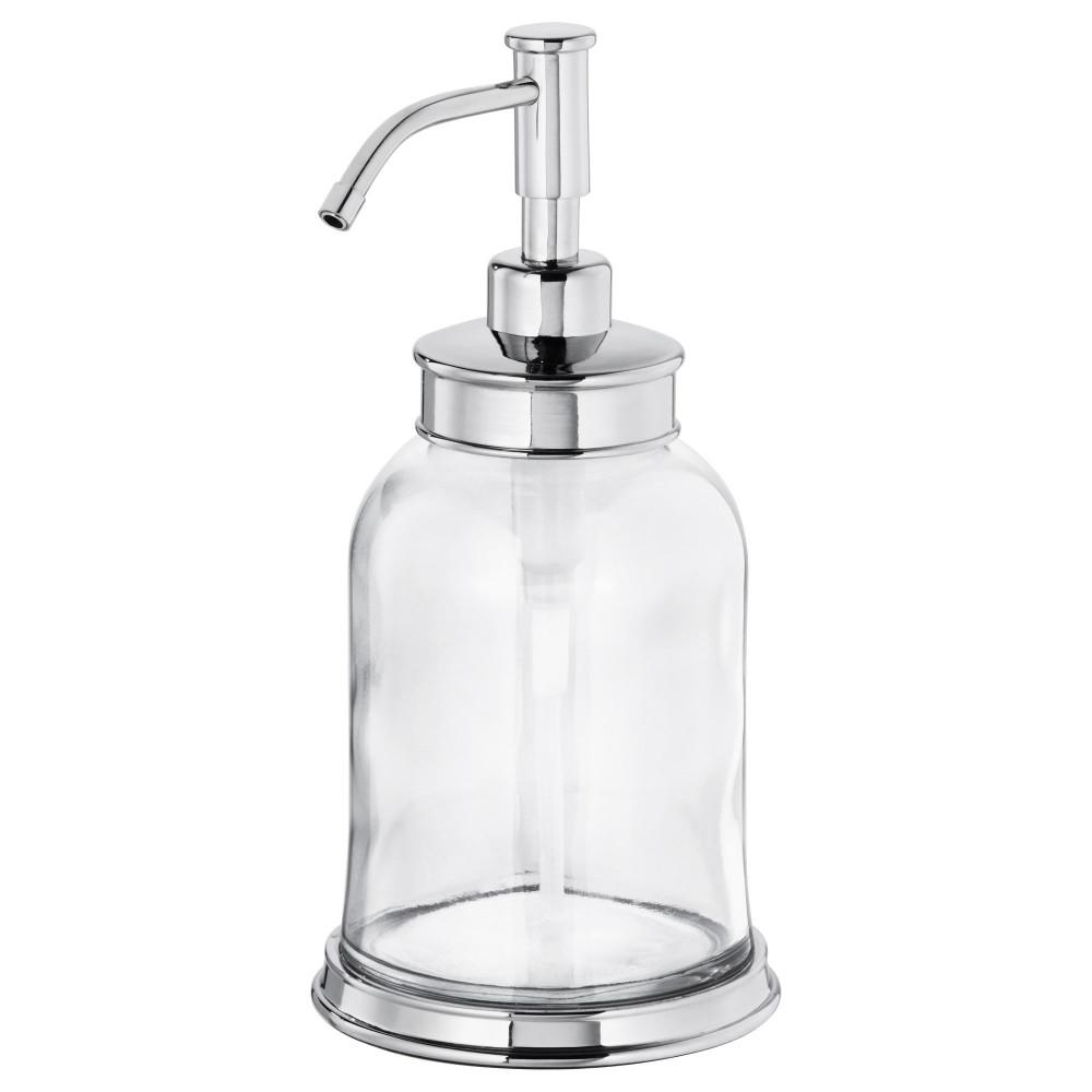 Дозатор для жидкого мыла БАЛУНГЕН хромированный  фото 1