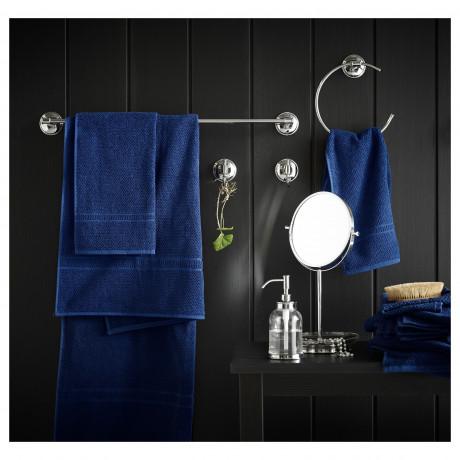 Штанга для полотенца БАЛУНГЕН хромированный фото 5
