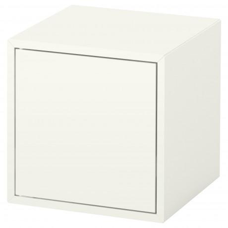 Шкаф с дверью ЭКЕТ белый фото 4
