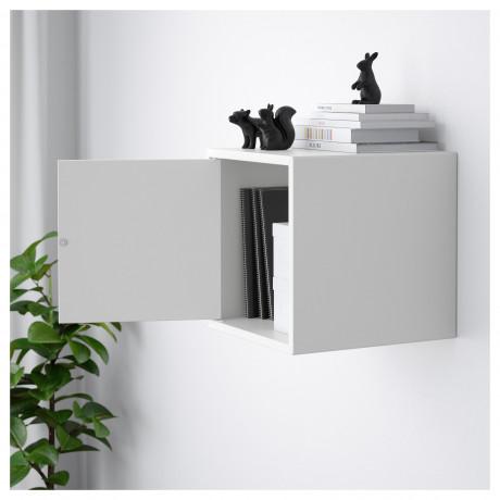 Шкаф с дверью ЭКЕТ белый фото 6