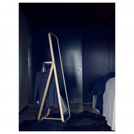 Зеркало напольное ИКОРННЕС ясень фото 5