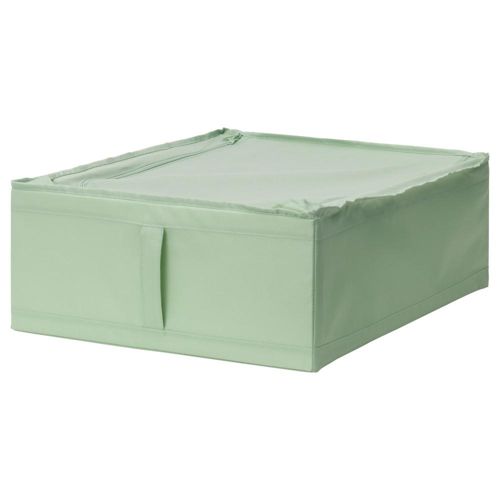 Сумка для хранения СКУББ светло-зеленый  фото 1