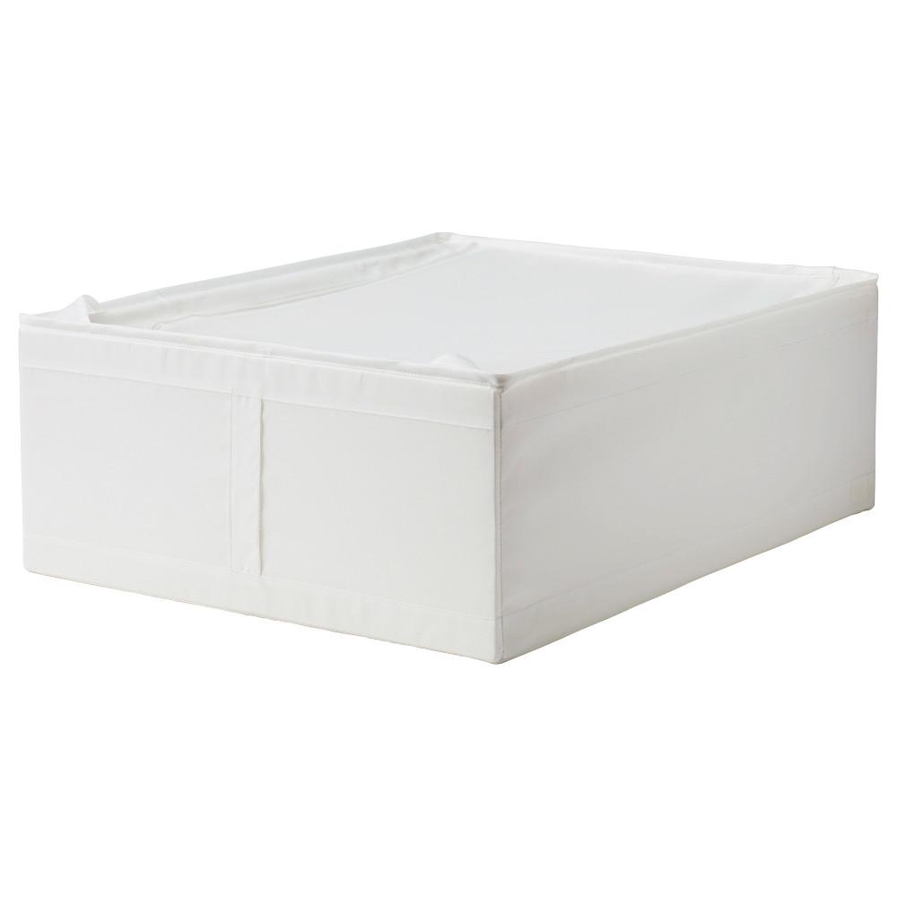 Сумка для хранения СКУББ белый  фото 1