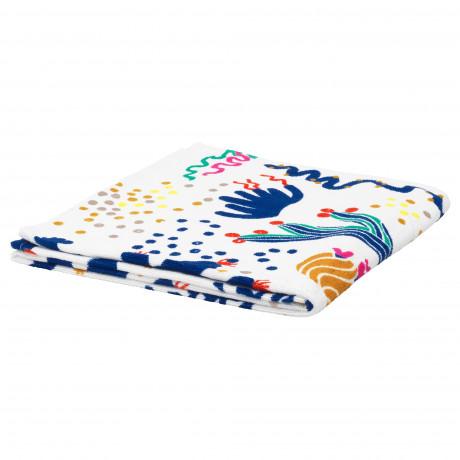 Банное полотенце БИЛЛШЁН разноцветный фото 3