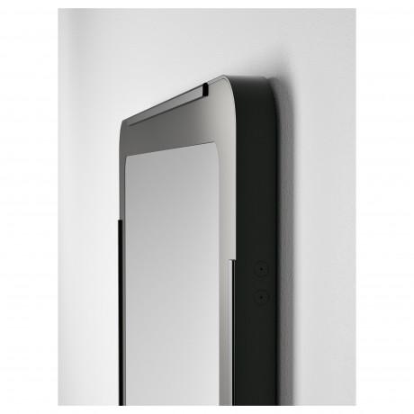 Зеркало ГРУА черный фото 4