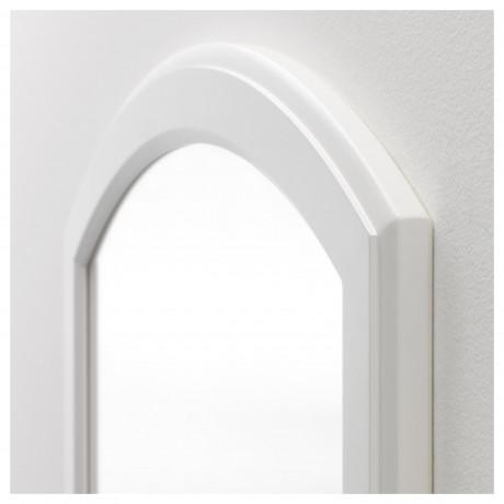 Зеркало МАТРЕДАЛЬ белый фото 4