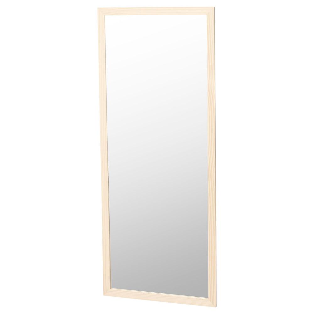 Зеркало НЕЛАУГ сосна  фото 1