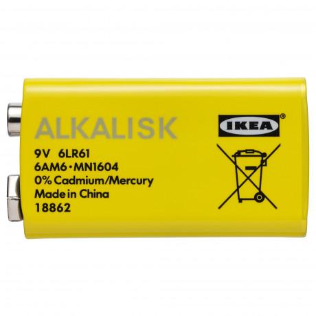 Батарейка щелочная АЛКАЛИСК  фото 4
