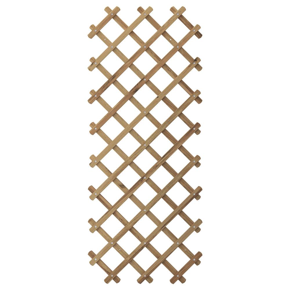 Шпалера АСКХОЛЬМЕН серо-коричневая морилка светло-коричневый  фото 1