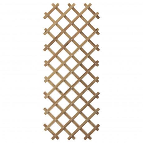 Шпалера АСКХОЛЬМЕН серо-коричневая морилка светло-коричневый фото 3