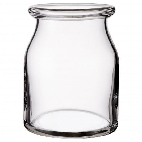 Ваза БЕГЭРЛИГ прозрачное стекло фото 3