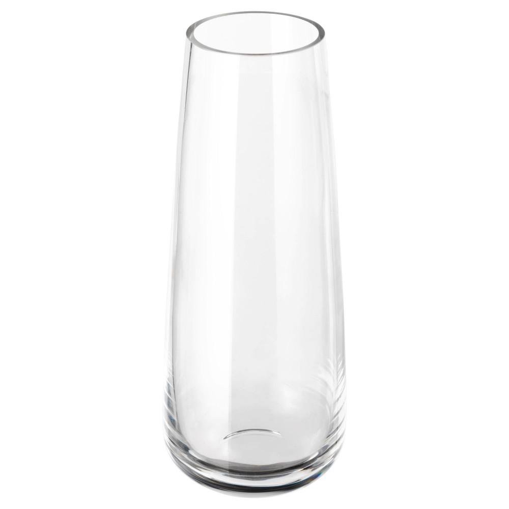 Ваза БЕРЭКНА прозрачное стекло  фото 1