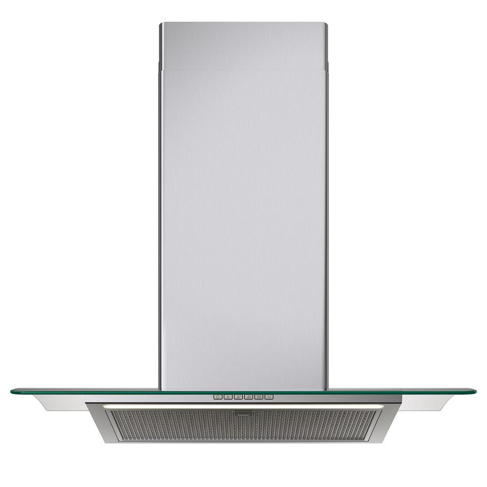 Колпак вытяжного шкафа стенн крепл БАЛАНСЕРАД нержав сталь, стекло  фото 1