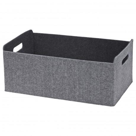 Коробка БЕСТО серый фото 3