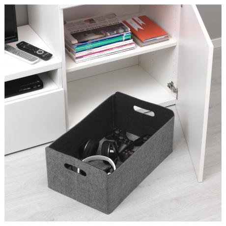 Коробка БЕСТО серый фото 5