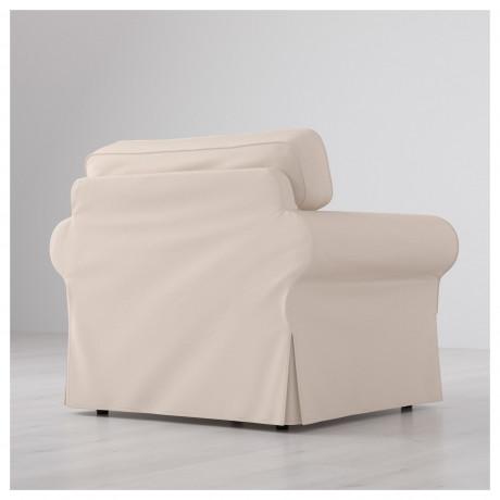 Кресло ЭКТОРП Скафтарп желтый фото 6
