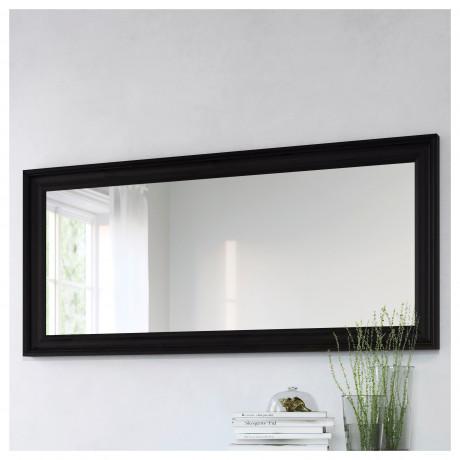 Зеркало ХЕМНЭС белый фото 5