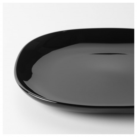 Тарелка БАККИГ черный фото 6