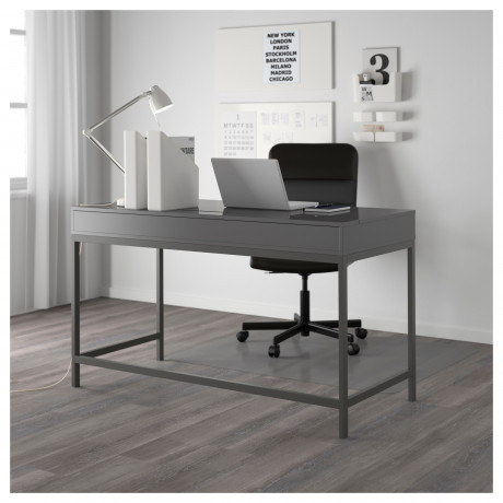 Письменный стол АЛЕКС белый фото 6