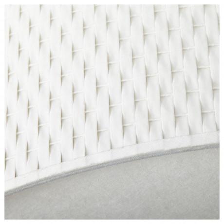 Потолочный светильник АЛЭНГ белый фото 5