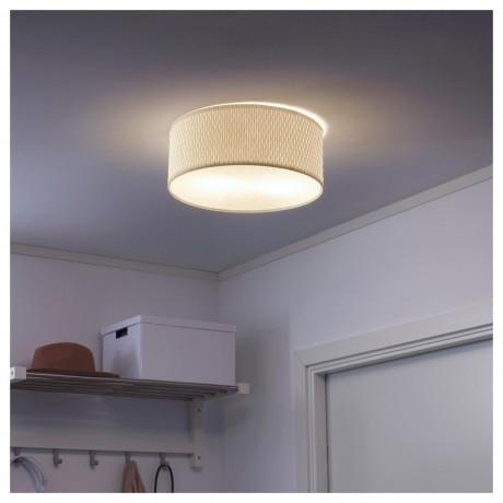 Потолочный светильник АЛЭНГ белый фото 6