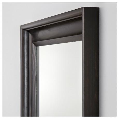 Зеркало ХЕМНЭС белый фото 6