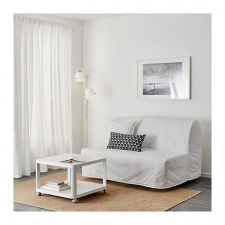 Чехол на 2-местный диван-кровать ЛИКСЕЛЕ Валларум желтый фото 7