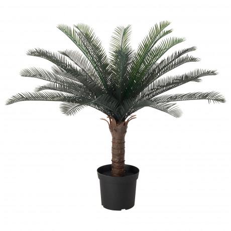 Искусственное растение в горшке ФЕЙКА д/дома/улицы саговая пальма фото 3