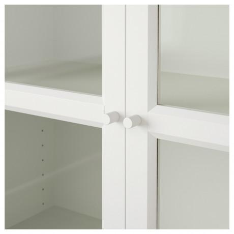 Шкаф книжный со стеклянными дверьми  БИЛЛИ / ОКСБЕРГ фото 5