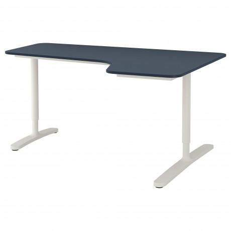 Углов письм стол правый  БЕКАНТ фото 3