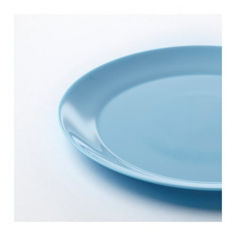 Тарелка БЕСЕГРА голубой фото 4