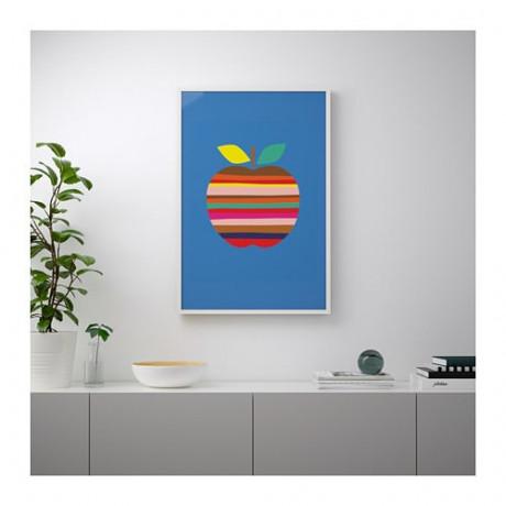 Постер БИЛЬД Яркое яблоко фото 4