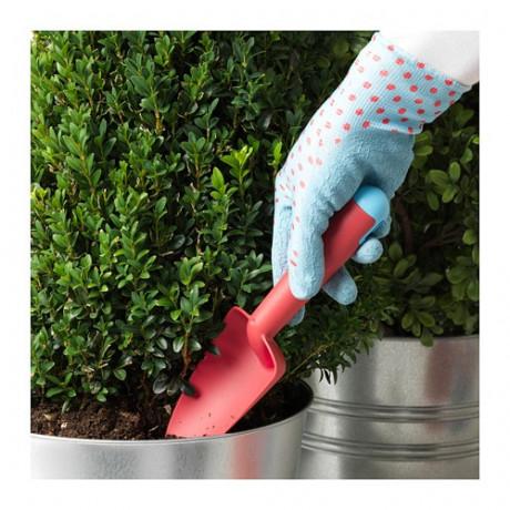 Набор садовых инструментов, 3 предм ГРЭСМАРО красный фото 5