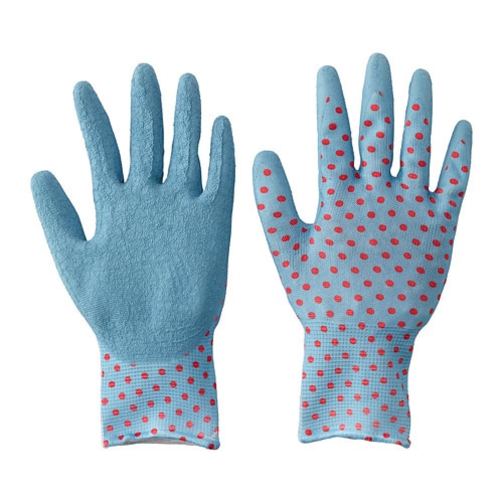 Садовые перчатки КРИДНЕЙЛИКА красный, синий  фото 1