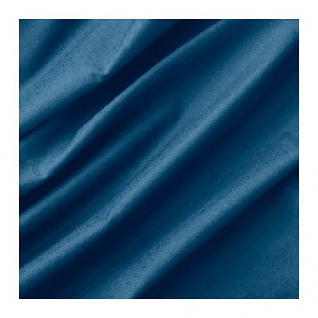 Гардины с прихватом, 1 пара АМИЛЬДЭ синий фото 4