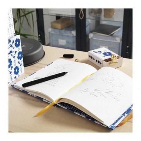 Книжка для записей АНИЛИНАРЕ белый, синий фото 4