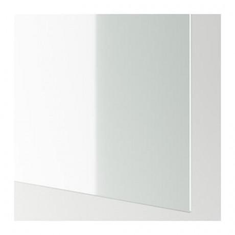 Пара раздвижных дверей АУЛИ / СЭККЕН зеркальное стекло, матовое стекло фото 5