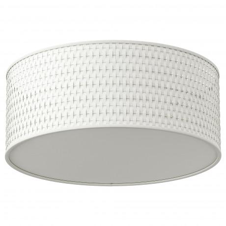 Потолочный светильник АЛЭНГ белый фото 1