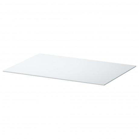 Верхняя панель БЕСТО стекло белый  фото 1