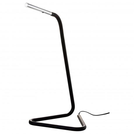 Рабочая лампа, светодиодная ХОРТЕ белый, серебристый фото 0