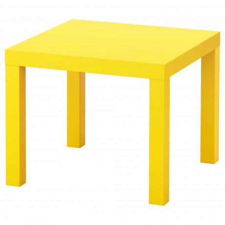 Придиванный столик ЛАКК под беленый дуб фото 6