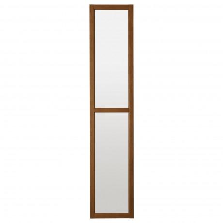 Стеклянная дверь ОКСБЕРГ белый фото 4